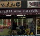 Kash and Grab