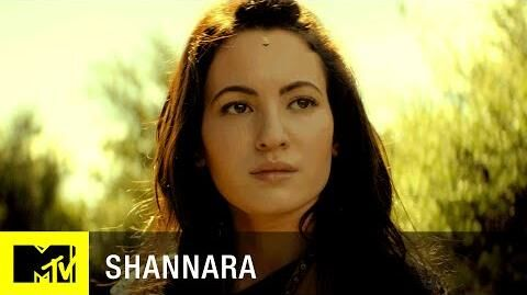 The Shannara Chronicles Meet Eretria (Ivana Baquero) MTV