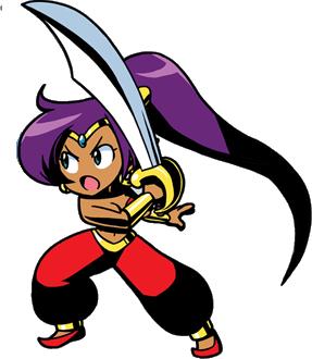File:Shantae scimitar.png