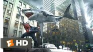 Sharknado 2 The Second One (7 10) Movie CLIP - Let's Go Kill Some Sharks! (2014) HD