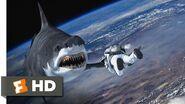 Sharknado 3 Oh Hell No! (9 10) Movie CLIP - Sharks in Space (2015) HD