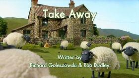 Take Away title card