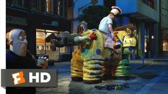 10) Movie CLIP - The Sheep Horse (2015) HD