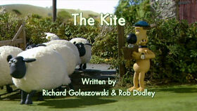 The Kite title card