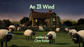 An Ill Wind title card