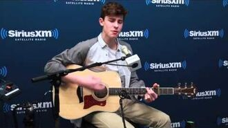 "Shawn Mendes ""Life of the Party"" Live @ SiriusXM Hits 1"