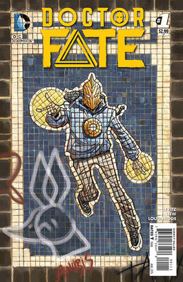 Doctor Fate Vol 4-1 Cover-1