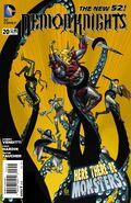 Demon Knights Vol 1-20 Cover-1