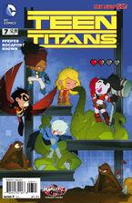 Teen Titans Vol 5-7 Cover-2