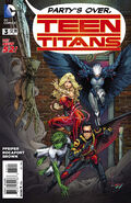 Teen Titans Vol 5-3 Cover-1