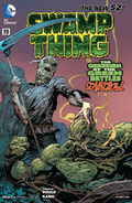 Swamp Thing Vol 5-19 Cover-2
