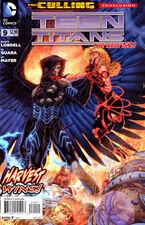 Teen Titans Vol 4-9 Cover-1