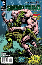 Swamp Thing Vol 5-10 Cover-1