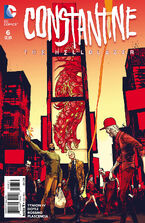Constantine The Hellblazer Vol 1-6 Cover-1
