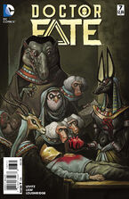 Doctor Fate Vol 4-7 Cover-1