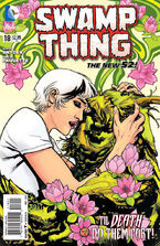 Swamp Thing Vol 5-18 Cover-1