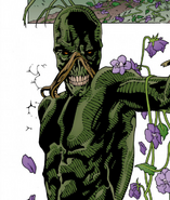 Swamp Thing Jack Crow