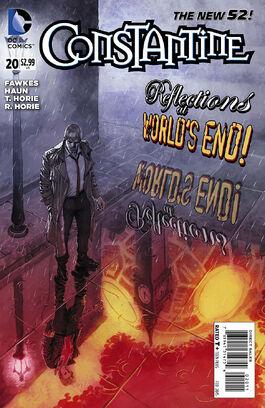 Constantine Vol 1-20 Cover-1