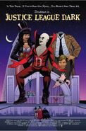 Justice League Dark Vol 1-40 Cover-2 Teaser