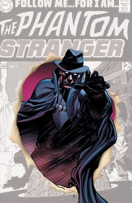 The Phantom Stranger Vol 4-0 Cover-3 Teaser