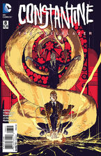 Constantine The Hellblazer Vol 1-8 Cover-1