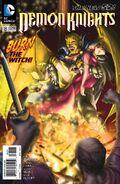 Demon Knights Vol 1-8 Cover-1