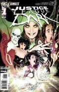 Justice League Dark Vol 1-1 Cover-1