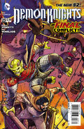 Demon Knights Vol 1-23 Cover-1