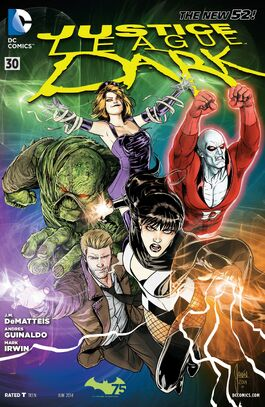 Justice League Dark Vol 1-30 Cover-1