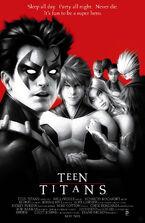 Teen Titans Vol 5-8 Cover-2