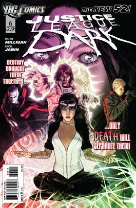 Justice League Dark Vol 1-6 Cover-1