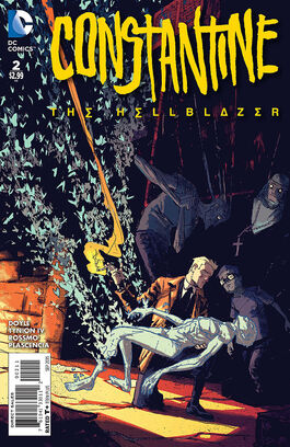 Constantine The Hellblazer Vol 1-2 Cover-1