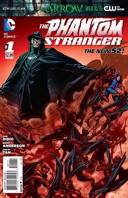 The Phantom Stranger Vol 4-1 Cover-1