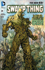 Swamp Thing Vol 5-25 Cover-1