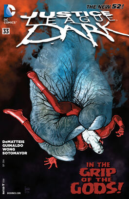 Justice League Dark Vol 1-33 Cover-1