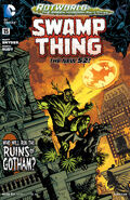 Swamp Thing Vol 5-15 Cover-1