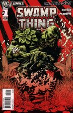 Swamp Thing Vol 5-1 Cover-2
