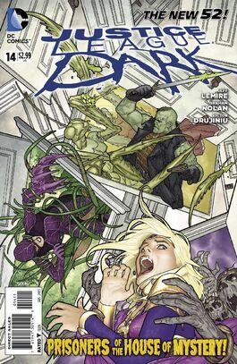 Justice League Dark Vol 1-14 Cover-1