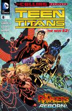 Teen Titans Vol 4-8 Cover-1