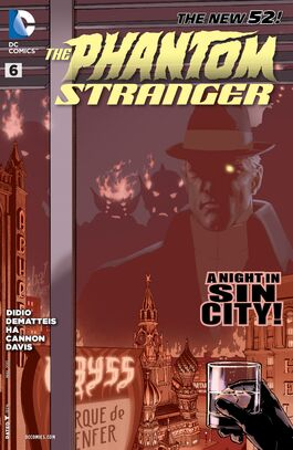 The Phantom Stranger Vol 4-6 Cover-1