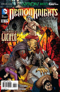 Demon Knights Vol 1-13 Cover-1