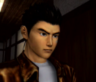 Ryo leaving his room for the first time