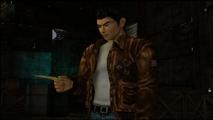 Ryo holding Ren map