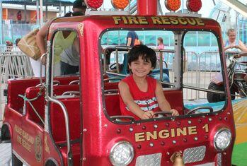 Current jonah firetruck