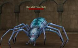 Crystal Tarantula