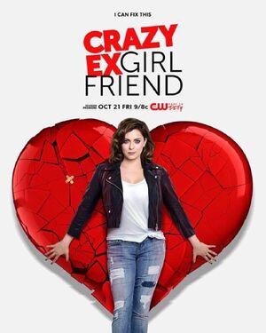 Crazy Ex-Girlfriend Season Two poster