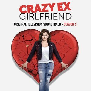 Crazy Ex-Girlfriend Season Two OST album