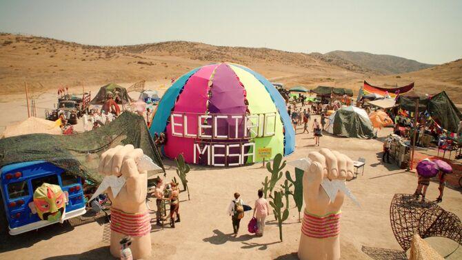 Electric Mesa