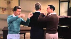 Singin' in the Rain - Moses supposes