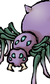 Underworld Skull Spider